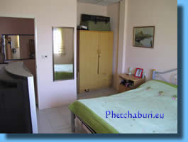Cha-Am house for sale, second big bedroom